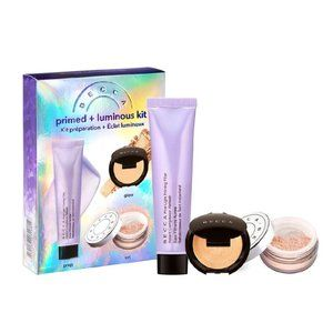 LIMITED EDITION - BECCA Primed and Luminous Set